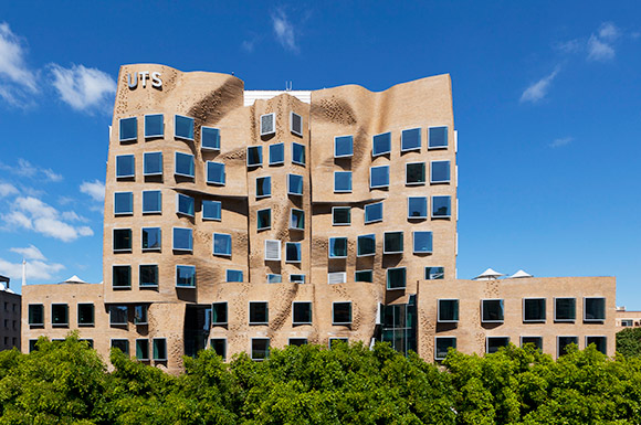 DVE and the UTS Business School